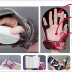 手が冷たいなら『てぽか』。指先まで暖かくて、マウスも素手感覚で操作できる手袋!