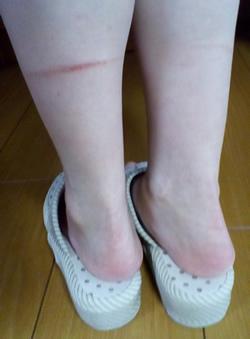 レディース長靴。安い、かわいいで買ったらこんなことに!トラブル編